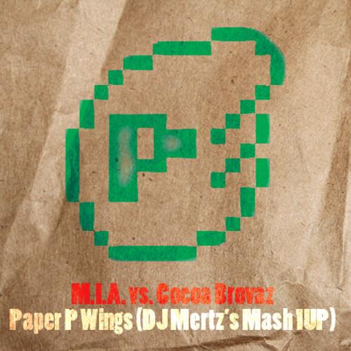 Paper P Wings